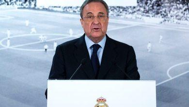 Photo of صورة.. مرشح لرئاسة برشلونة يشن هجومًا شرسًا على بيريز