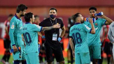 Photo of ثنائي برشلونة يختفي بصورة مفاجأة