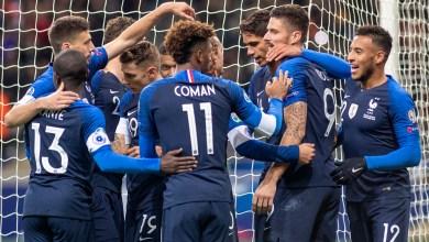 Photo of رسميًا.. الإعلان عن قميص منتخب فرنسا الجديد