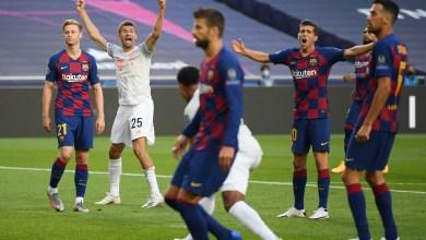 Photo of مانشستر يونايتد يستغل مذبحة برشلونة ويستهدف ضم 4 لاعبين