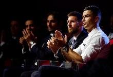Photo of برشلونة ويوفنتوس يشعلان صراع الأفضل في التاريخ بين رونالدو وميسي على تويتر!