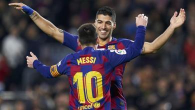 Photo of ميسي يتقابل مع سواريز لأول مرة بعد مغادرة برشلونة