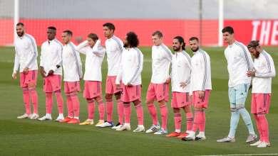 Photo of عودة هازارد تزين قائمة ريال مدريد لمباراة بوروسيا مونشنجلادباخ
