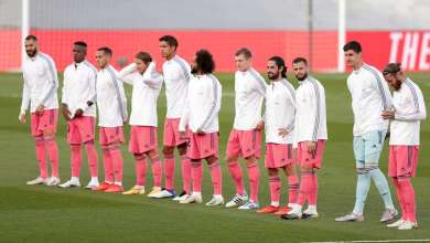 Photo of قائمة ريال مدريد لمباراة شاختار – زيدان يضم  19 لاعبًا وغياب 6 نجوم