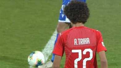 Photo of فيديو – نجل أبو تريكة يتسبب في خروج فريقه من كأس قطر ويدخل في نوبة بكاء