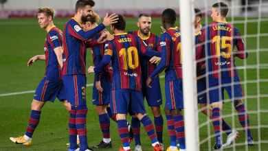 Photo of عزل لاعب برشلونة مع منتخب بلاده بسبب فيروس كورونا