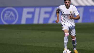 Photo of فالفيردي يغيب عن ريال مدريد لمدة طويلة إضافية