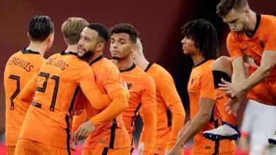 Photo of فيديو – لاعب هولندا يسخر من نفسه بعد تجاهل زميله له
