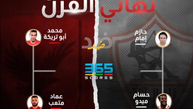 Photo of المرحلة النهائية .. شارك واختار أسطورة الكرة المصرية بين أبو تريكة وحازم إمام