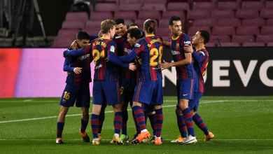 Photo of تشكيل برشلونة لمواجهة رايو فاييكانو في كأس إسبانيا