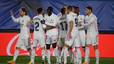 Photo of تشكيل مباراة ريال مدريد أمام ألكويانو في كأس ملك إسبانيا