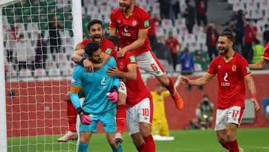 Photo of تشكيل الأهلي لمواجهة سيمبا التنزاني في دوري الأبطال