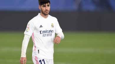 Photo of بسبب الإصابات – مركز جديد لأسينسيو مع ريال مدريد أمام بلد الوليد