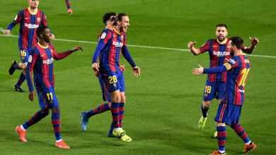 Photo of قائمة برشلونة الرسمية لمواجهة ريال سوسيداد في الليجا