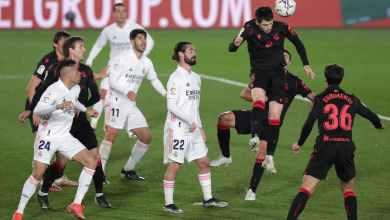 Photo of تشكيل ريال مدريد المتوقع لمواجهة إلتشي في الدوري الإسباني
