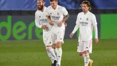 Photo of ريال مدريد يفتقد ثنائي الفريق أمام ليفربول
