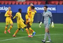 Photo of في ليلة تألق ميسي – تقييم لاعبي برشلونة بعد الفوز على أوساسونا