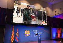 Photo of فيديو – ميسي يدلي بصوته في انتخابات رئاسة برشلونة