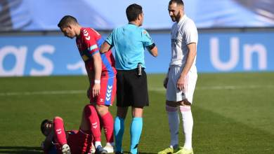 Photo of خبيران تحكيميان: الحكم أخطأ بعدم احتساب ركلة جزاء في مباراة ريال مدريد وإلتشي