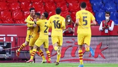 Photo of غياب ديمبيلي – قائمة برشلونة لمواجهة خيتافي في الدوري الإسباني