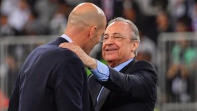 Photo of بيريز يتخذ قراره النهائي بشأن استمرار زيدان مع ريال مدريد