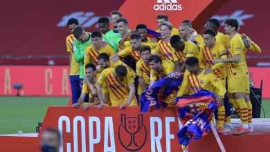 Photo of فيديو – جماهير برشلونة تسخر من نجم الفريق بعد الخسارة من غرناطة