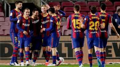 Photo of تقييم لاعبي برشلونة بعد الفوز على خيتافي بخماسية