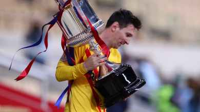 Photo of فيديو – احتفال ميسي وتتويج برشلونة بلقب كأس ملك إسبانيا