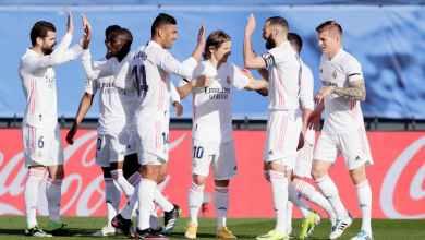Photo of رسميًا – تعديلات في قائمة ريال مدريد ضد خيتافي