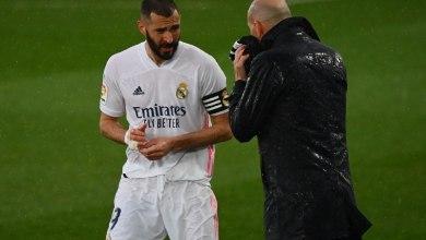 Photo of زيدان يعلق على مشاركة هازارد وفالفيردي ضد ليفربول وتألق 4 لاعبين ضد إيبار