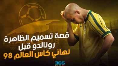 Photo of حقيقة تعرض الظاهرة رونالدو للتسمم بالعمد قبل نهائي كأس العالم