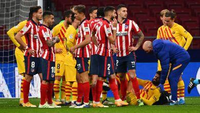 Photo of التشكيل الرسمي لقمة برشلونة وأتلتيكو مدريد في الدوري الإسباني