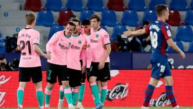Photo of رسميًا.. إيقاف نجم برشلونة مباراة واحدة في الليجا