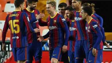 Photo of تقييم لاعبي برشلونة بعد الفوز على فالنسيا في الليجا