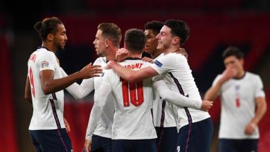 Photo of صور – منتخب إنجلترا يكشف عن قميصه الجديد