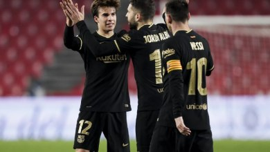 Photo of صفقة تبادلية محتملة.. يوفنتوس ينافس فريق إيطالي آخر على ضم لاعب برشلونة