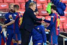Photo of كومان يعلن التشكيلة الأساسية لبرشلونة ضد ليفانتي