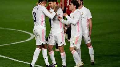 Photo of تشكيل ريال مدريد الرسمي لمواجهة إشبيلية في الليجا