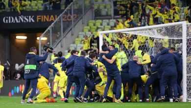 Photo of بعد 22 ركلة ترجيحية – فياريال بطلًا للدوري الأوروبي على حساب مانشستر يونايتد