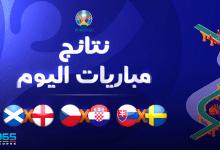 Photo of نتائج مباريات يورو 2020 اليوم الجمعة 18 يونيو