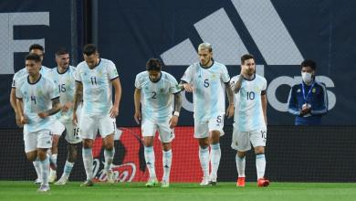Photo of نتائج وأهداف اليوم الخامس من كوبا أمريكا.. الأرجنتين تتخطى باراجواي وأوروجواي تتعثر أمام تشيلي