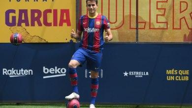 Photo of إيريك جارسيا يكشف هدفه الرئيسي مع برشلونة