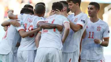 Photo of منافس مصر- قائمة إسبانيا لأولمبياد طوكيو: غياب راموس واستدعاء ثلاثي ريال مدريد وبرشلونة