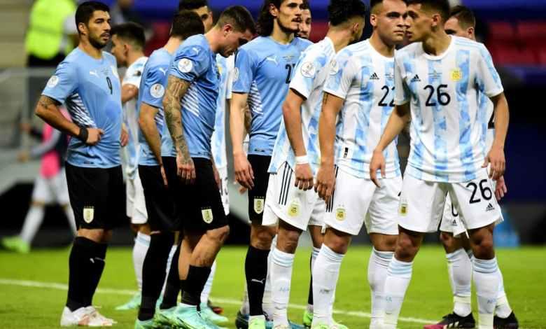 الأرجنتين وأوروجواي