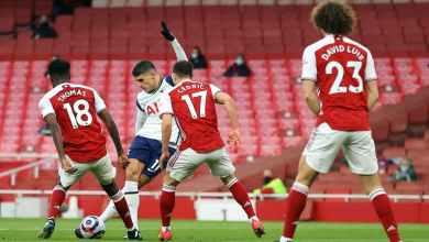 "Photo of رسميًا | هدف لاميلا في آرسنال يفوز بجائزة ""الأفضل"" في الدوري الإنجليزي"