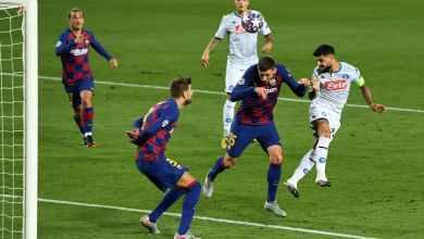 Photo of رغم التعاقد مع ديباي وأجويرو.. برشلونة يريد ضم إنسيني من نابولي!