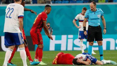 Photo of بعد إصابته القوية أمام روسيا.. مارتينيز يعلن غياب مدافع بلجيكا عن يورو 2020