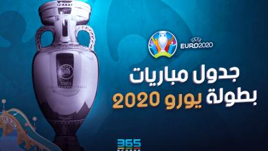 Photo of تعرف على جدول مباريات بطولة يورو 2020