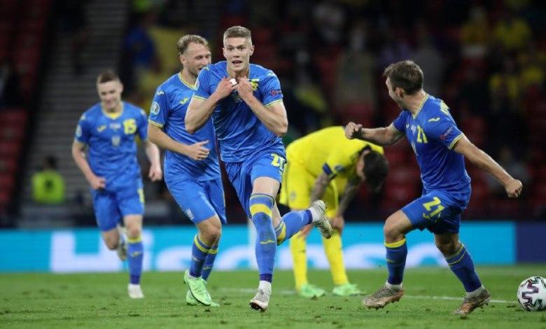 أوكرانيا - السويد
