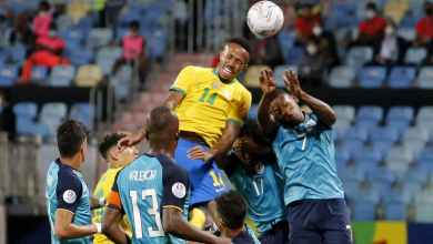 Photo of نتائج وأهداف اليوم في كوبا أمريكا.. البرازيل تتعادل وفوز بيرو